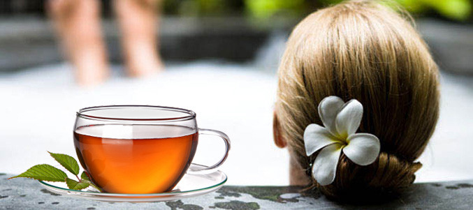 Relaxing herbal teas: how to calm the nerves and rest better using plants and flowers