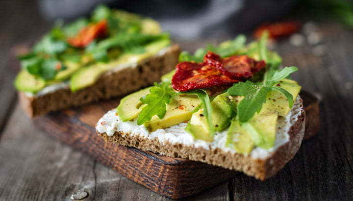 Healthy Breakfast: Energy and Health with Super Seed Food