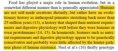paleo dieta miocene