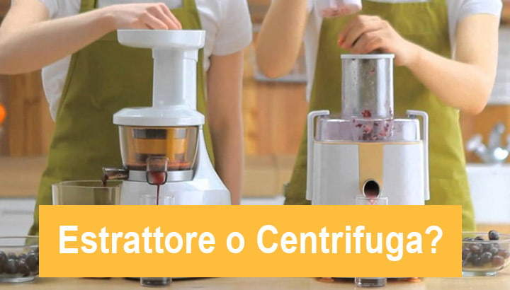 Centrifuge or extractor? Which to choose based on their main differences