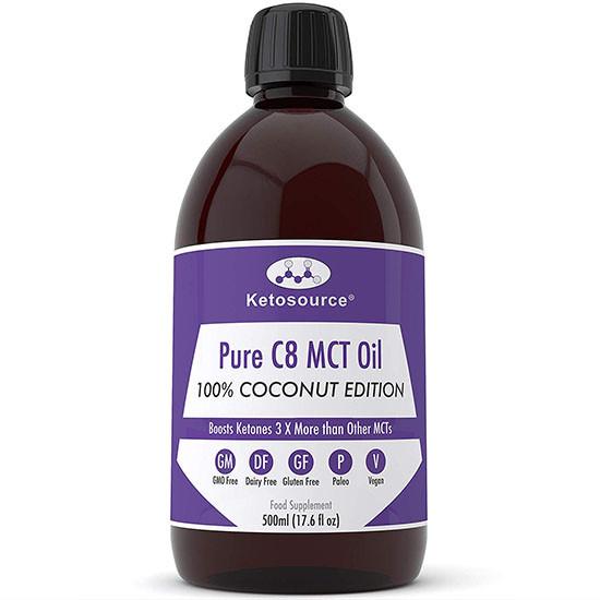 pure c8 mct oil ketosource